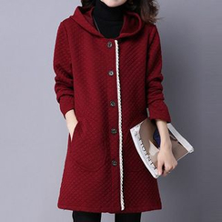 Salisha - Quilted Hooded Jacket