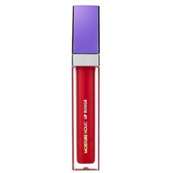Ottie - Purple Dew Moisture Holic Lip Rouge (#04 Candy Red)