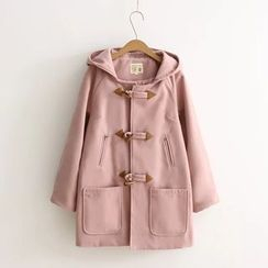 Tangi - Hooded Duffle Coat