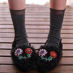 NECTARY - Glittered Socks