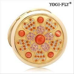 Yogi-Fly - Beauty Compact Mirror (JF-52GH)