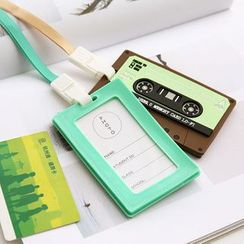 Class 302 - Silicone Card Holder