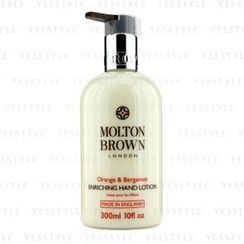 Molton Brown - Orange and Bergamot Enriching Hand Lotion