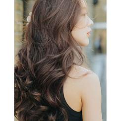 pinkage - Half Hair Wig - Wavy