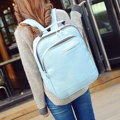 Bagolo - Faux-Leather Backpack