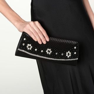 59 Seconds - Beaded Clutch