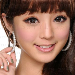 GEO - Magic Color Lens XCM-214 (Super Angel Brown)