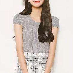 Meimei - Knit T-Shirt