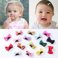 Peneme - Kids Bow Accent Hair Clip