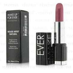 Make Up For Ever - Rouge Artist Natural Soft Shine Lipstick (N11 Iridescent Strawberry)