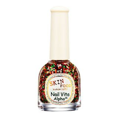 Skinfood - Nail Vita Alpha (Sprinkles) 10ml