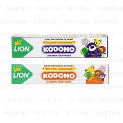 LION - Kodomo Children Toothpaste (Random Flavor)
