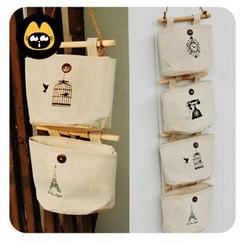 Cutie Bazaar - Print Hanging Pocket