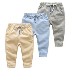 Seashells Kids - Kids Drawstring Waist Pants