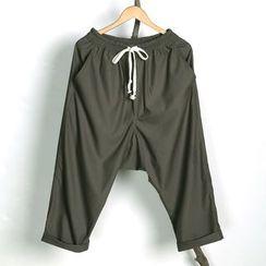 Mannmix - Capri Harem Pants