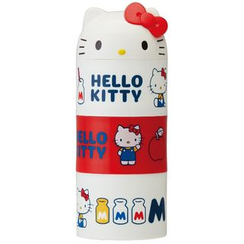 Skater - Hello Kitty Bottle Shaped Lunch Box