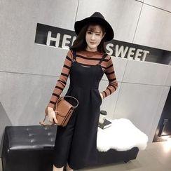 RUI - Striped Knit Pullover