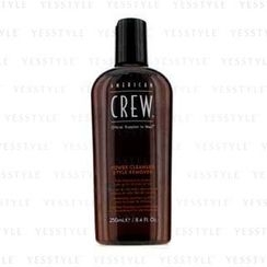 American Crew - Men Power Cleanser Style Remover Daily Shampoo (For All Types of Hair)
