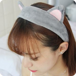Fun House - Cat Ear Facial Headband