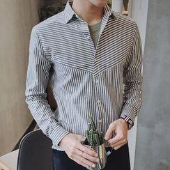 DUKESEDAN - Striped Shirt