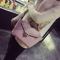 Bag Affair - Faux Leather Crossbody Bag