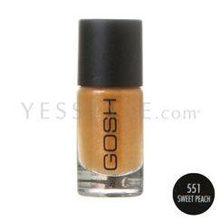 Gosh - Nail Lacquer (#551 Sweet Peach)