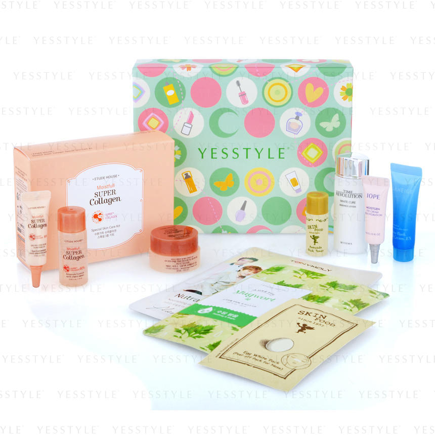 Buy Yesstyle Beauty Korean Beauty Sample Box  Yesstyle