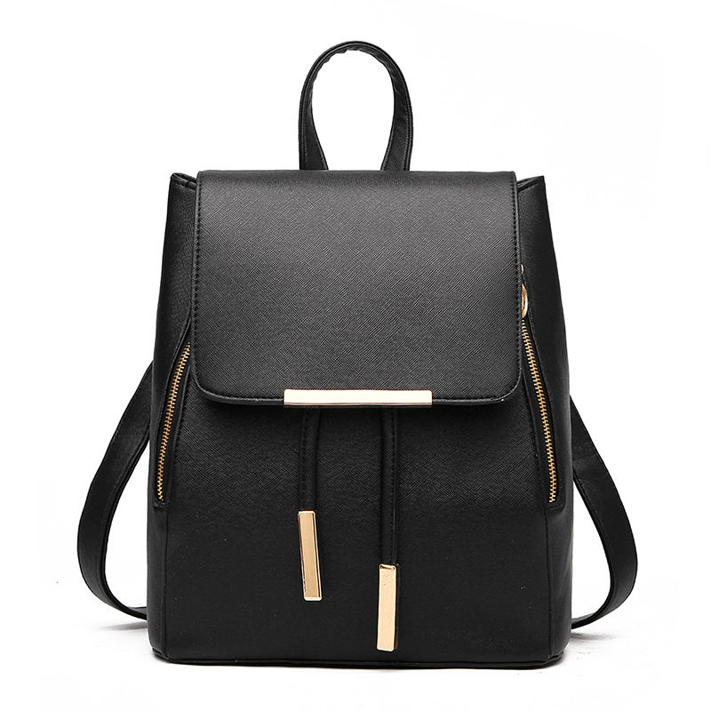 Buy miim Faux Leather Backpack | YesStyle