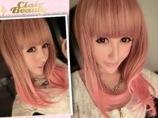 Yesstyle Pink Wig 111