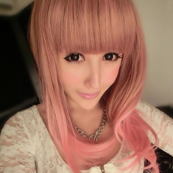 Yesstyle Pink Wig 91