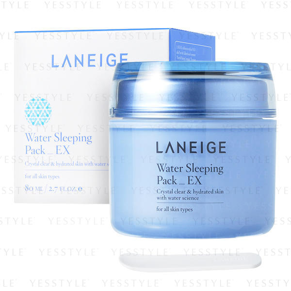 Laniege water sleeping pack
